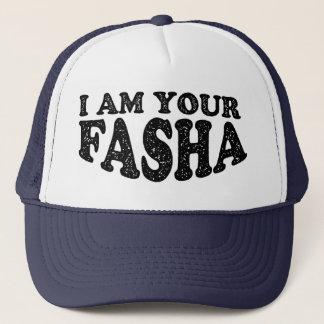 Gorra De Camionero Soy su Fasha - día de padres