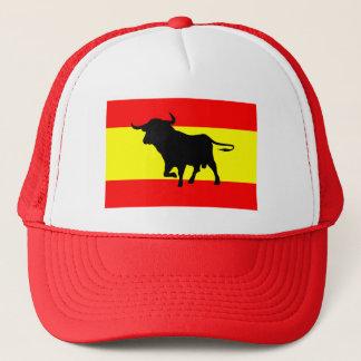 Gorra De Camionero Spain Flag