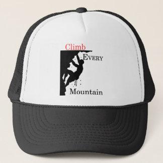 Gorra De Camionero Suba cada montaña