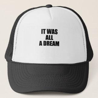 Gorra De Camionero sueños
