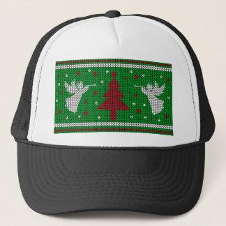 Gorra De Camionero Suéter feo del navidad