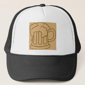 Gorra De Camionero Taza de cerveza de la despedida de soltero