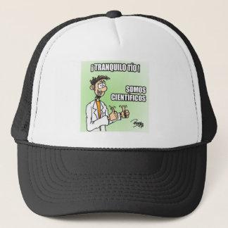 Gorra De Camionero Taza Tranquilo tío somos científicos