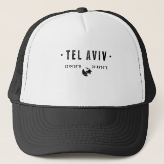 Gorra De Camionero Tel Aviv