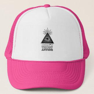 Gorra De Camionero Teoría de conspiración