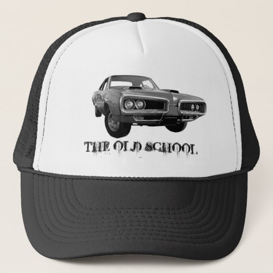 GORRA DE CAMIONERO THE OLD SCHOOL CAR
