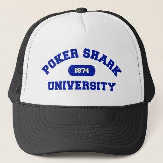 Gorra De Camionero Tiburón del póker