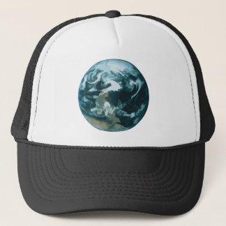 Gorra De Camionero Tierra pintada