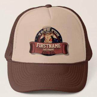 Gorra De Camionero Tío Sam patriótico personalizado