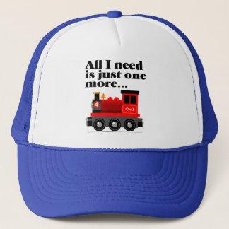 Gorra De Camionero Todo lo que necesito es apenas uno más…