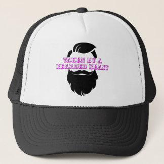 Gorra De Camionero Tomado por una bestia barbuda
