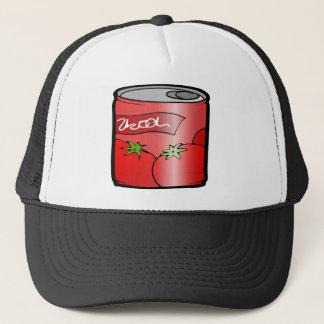 Gorra De Camionero tomate del jugo de la bebida de la poder de bebida