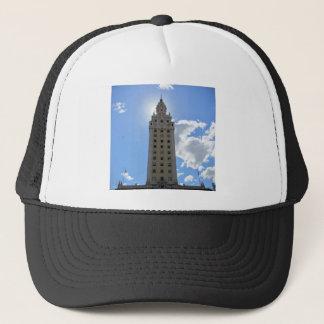 Gorra De Camionero Torre cubana de la libertad en Miami