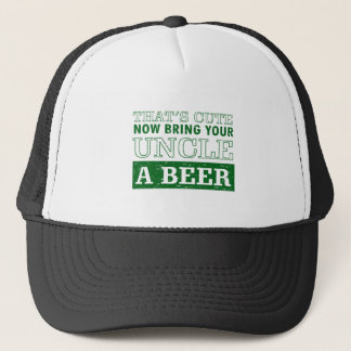 Gorra De Camionero Traiga a tío una cerveza