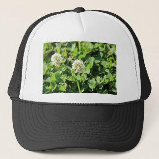 Gorra De Camionero Trébol y flores pinta 2