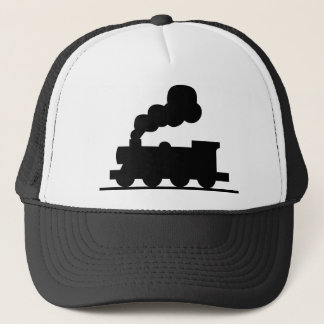 Gorra De Camionero Tren de ferrocarril