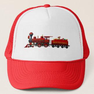 Gorra De Camionero tren expreso del navidad del Polo Norte