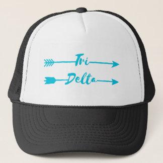 Gorra De Camionero Tri flechas del delta el |