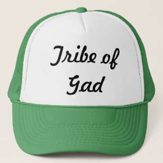Gorra De Camionero Tribu del casquillo del Gad