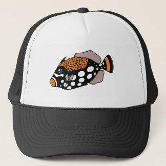 Gorra De Camionero Triggerfish del payaso