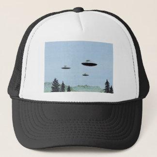 Gorra De Camionero Trío del UFO
