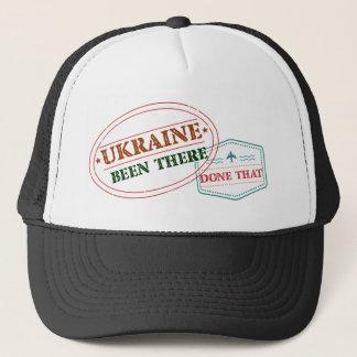 Gorra De Camionero Ucrania allí hecho eso