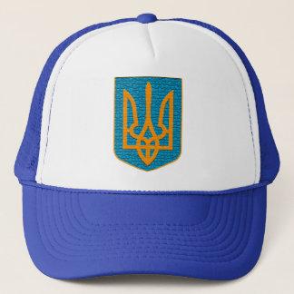 Gorra De Camionero Ucraniano Tryzub Україна