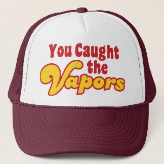 Gorra De Camionero Usted cogió los vapores