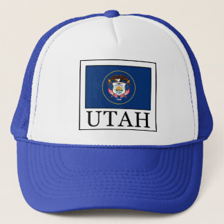 Gorra De Camionero Utah