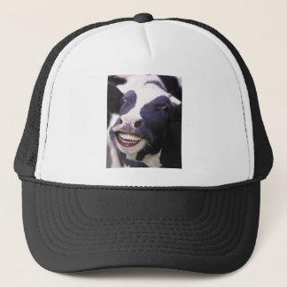 Gorra De Camionero Vaca feliz