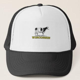 Gorra De Camionero Vaca lechera de Wisconsin