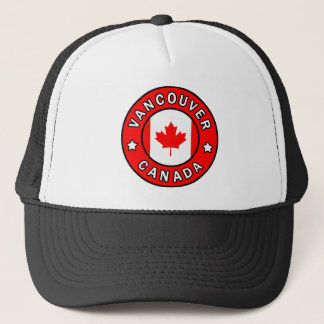 Gorra De Camionero Vancouver Canadá