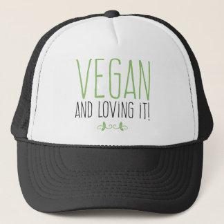 Gorra De Camionero Vegan and loving it!