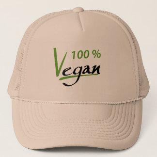 Gorra De Camionero Vegano del 100 por ciento