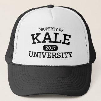 Gorra De Camionero Vegetariano divertido del vegano de la universidad