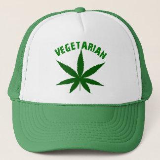 Gorra De Camionero vegetariano, vegetarianos, veggie,
