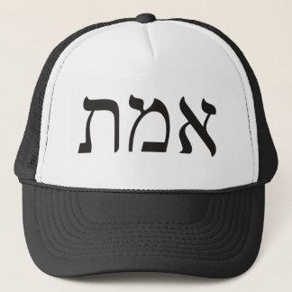 Gorra De Camionero verdad hebrea Golem