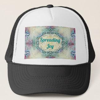 Gorra De Camionero Verde elegante de 'Joy extensión de las vacaciones