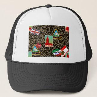 Gorra De Camionero viajero de mundo