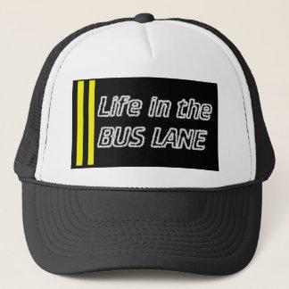 Gorra De Camionero Vida en la ruta del autobús
