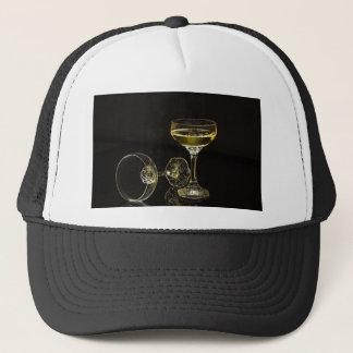 Gorra De Camionero vidrios del champán