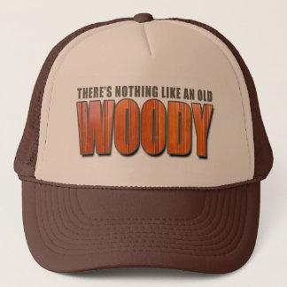 Gorra De Camionero Viejo Woody