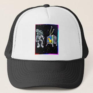 Gorra De Camionero Vigilante del espacio