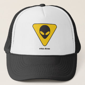 Gorra De Camionero Vigilante extranjero número 1
