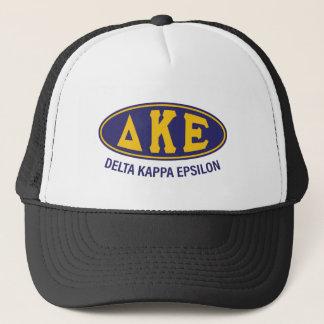 Gorra De Camionero Vintage del épsilon el | de Kappa del delta