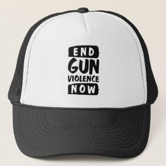 Gorra De Camionero Violencia armada del final ahora