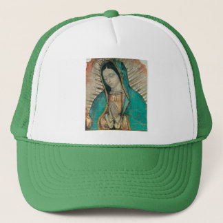 Gorra De Camionero Virgen Santa del casquillo de Guadalupe