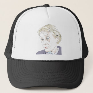 Gorra De Camionero Virginia Woolf