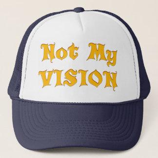 Gorra De Camionero Vision su diseño no mi Vision sino su Vision