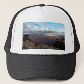 Gorra De Camionero Vista panorámica del Gran Cañón